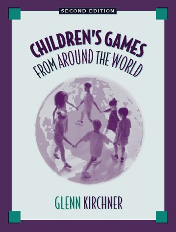 Children's Games from Around the World 9780205296279