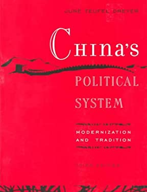 China's Political System: Modernization and Tradition 9780205296408
