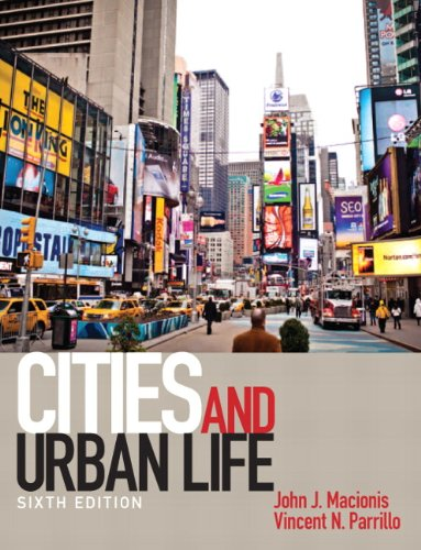 Cities and Urban Life 9780205206377