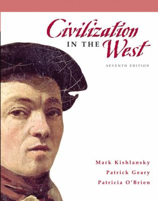Civilization in the West 9780205556847