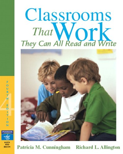 Classrooms That Work: They Can All Read and Write 9780205493944