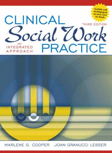 Clinical Social Work Practice: An Integrated Approach 9780205545506