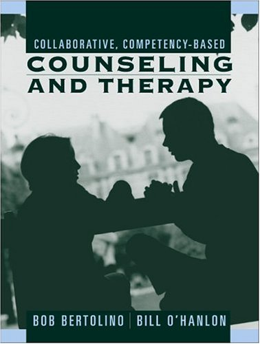 Collaborative, Competency-Based Counseling and Therapy 9780205326051