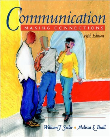 Communication: Making Connections (Book Alone) 9780205335428