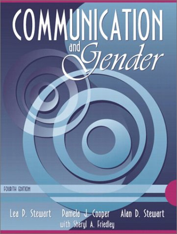 Communication and Gender 9780205317202