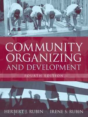 Community Organizing and Development 9780205408139