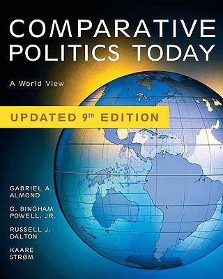 Comparative Politics Today: A World View 9780205585960
