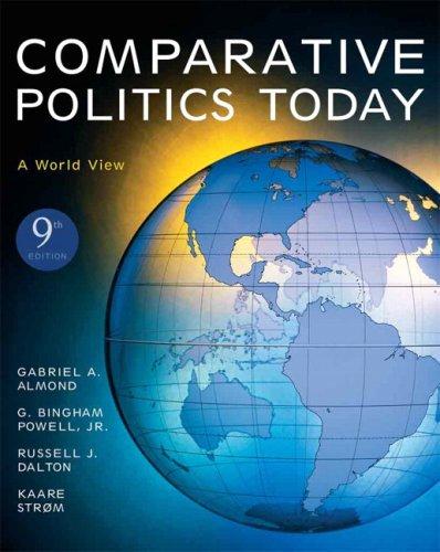 Comparative Politics Today: A World View 9780205529315