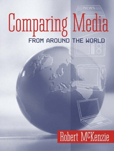 Comparing Media from Around the World 9780205402427
