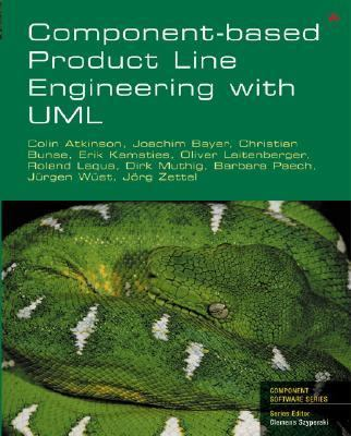 Component-Based Product Line Engineering with UML 9780201737912