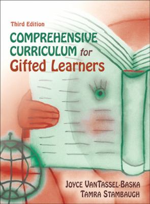 Comprehensive Curriculum for Gifted Learners 9780205388653