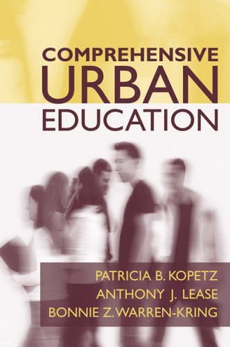 Comprehensive Urban Education 9780205424160