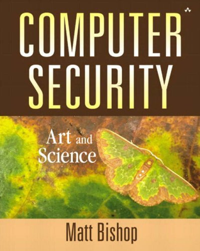 Computer Security: Art and Science 9780201440997