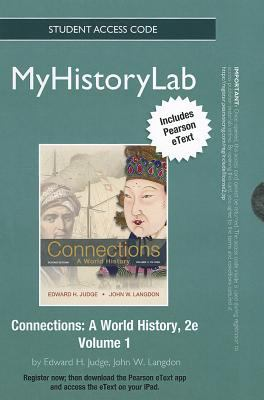 Connections Student Access Code: A World History, Volume 1 9780205095896