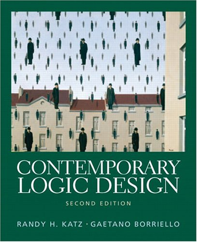 Contemporary Logic Design 9780201308570