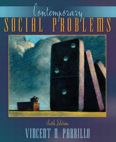 Contemporary Social Problems 9780205420766