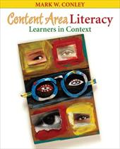 Content Area Literacy: Learners in Context 628039