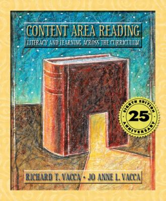 Content Area Reading: Literacy and Learning Across the Curriculum 9780205410316