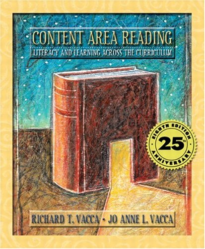Content Area Reading: Literacy and Learning Across the Curriculum, Mylabschool Edition 9780205460298