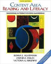 Content Reading and Literacy: Succeeding in Today's Diverse Classrooms 629711