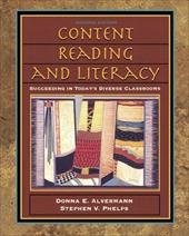Content Reading and Literacy: Suceeding in Today's Diverse Classrooms 623414