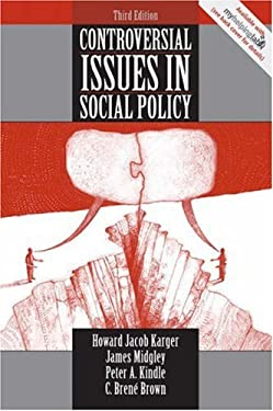 Controversial Issues in Social Policy 9780205528462