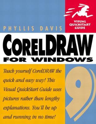 CorelDRAW 9 for Windows: Visual QuickStart Guide 9780201354515