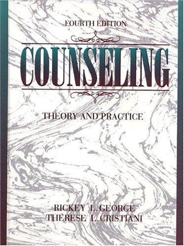 Counseling: Theory and Practice 9780205152520