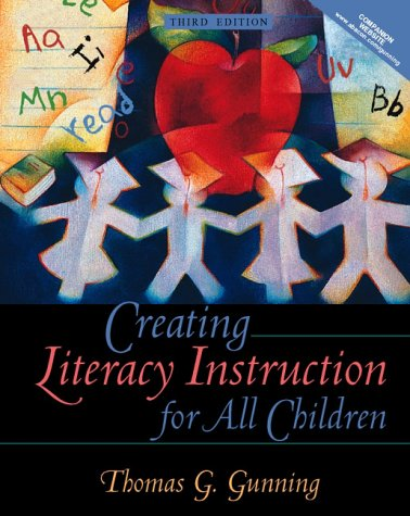 Creating Literacy Instruction for All Children 9780205287932