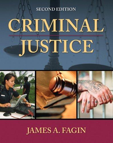 Criminal Justice 9780205478934