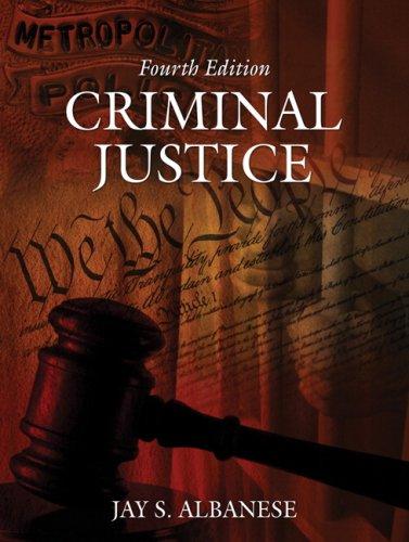 Criminal Justice 9780205499090