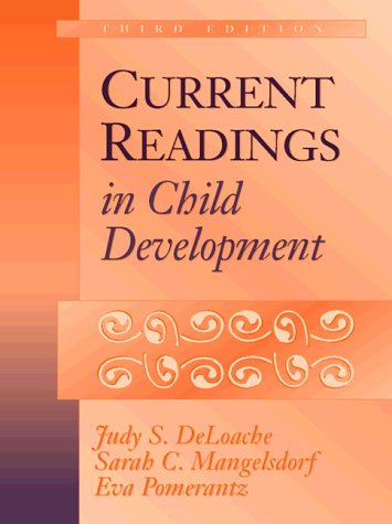 Current Readings in Child Development 9780205279555