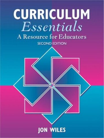 Curriculum Essentials: A Resource for Educators 9780205418244