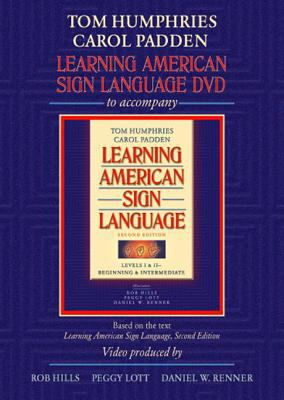 DVD for Learning American Sign Language 9780205453429