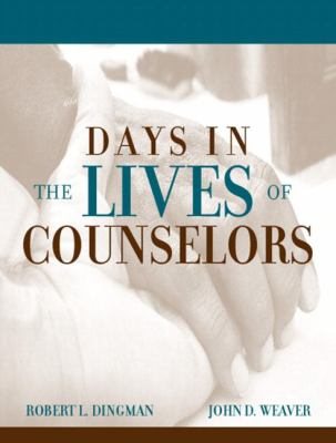 Days in the Lives of Counselors 9780205351923