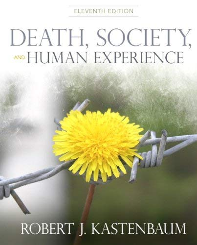 Death, Society and Human Experience 9780205001088