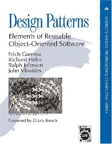 Design Patterns: Elements of Reusable Object-Oriented Software 9780201633610