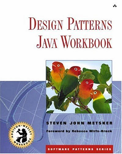 Design Patterns Java(tm) Workbook [With CDROM] 9780201743975