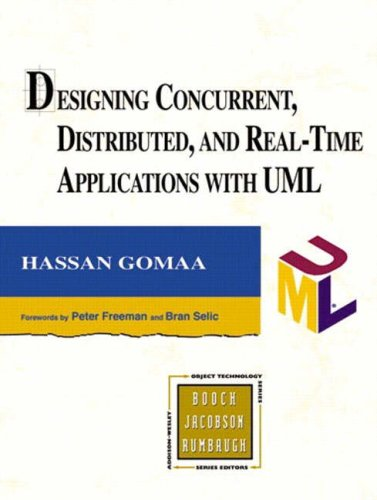 Designing Concurrent, Distributed, and Real-Time Applications with UML 9780201657937