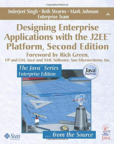 Designing Enterprise Applications with the J2ee(tm) Platform 9780201787900
