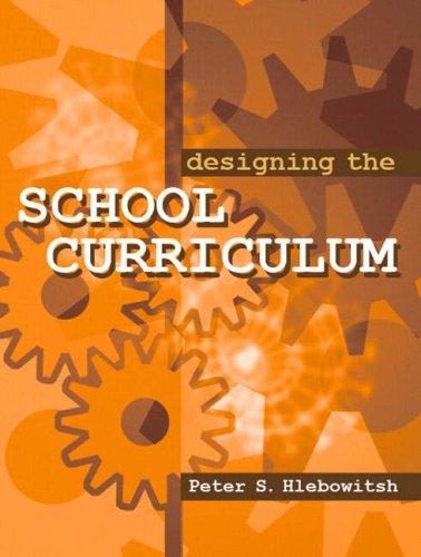 Designing the School Curriculum 9780205391394
