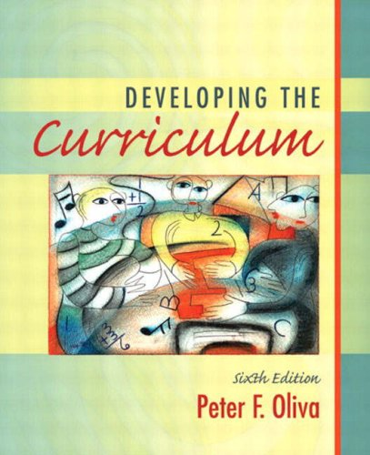 Developing the Curriculum 9780205412594