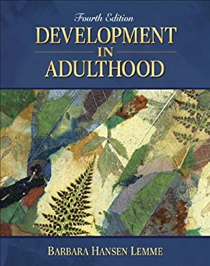 Development in Adulthood 9780205439645