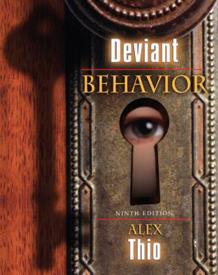 Deviant Behavior 9780205512584