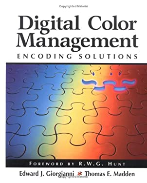 Digital Color Management Encoding Solutions 9780201634266