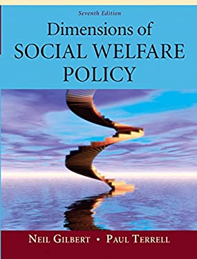 Dimensions of Social Welfare Policy 9780205625741