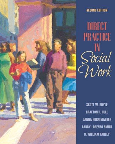 Direct Practice in Social Work 9780205569380