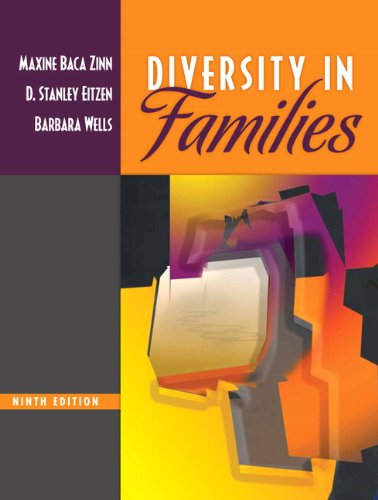 Diversity in Families 9780205693078