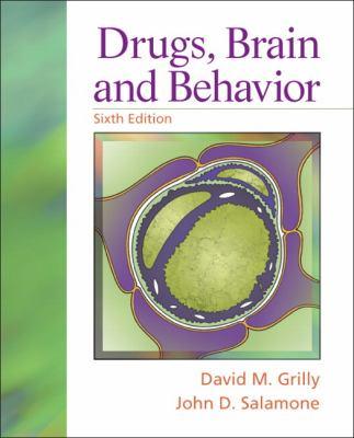 Drugs, Brain, and Behavior 9780205750528