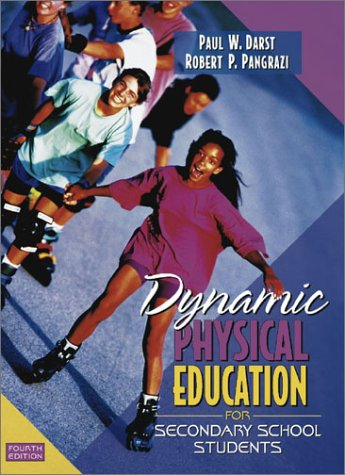 Dynamic Physical Education for Secondary School Students 9780205340927